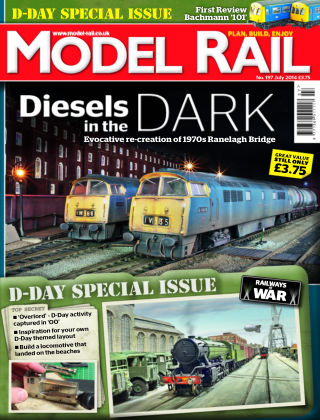 Model Rail July 2014