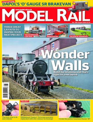 Model Rail August 2014