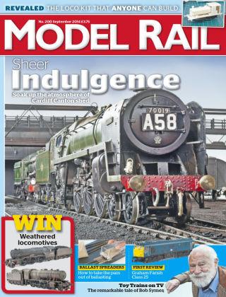 Model Rail September 2014