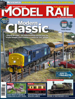 Model Rail February 2014