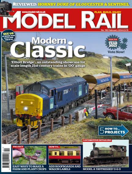 Model Rail January 23, 2014 00:00