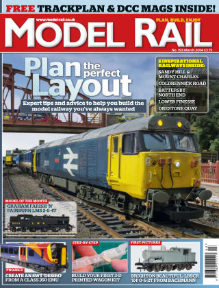 Model Rail March 2014