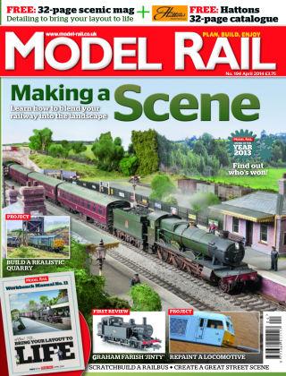 Model Rail April 2014