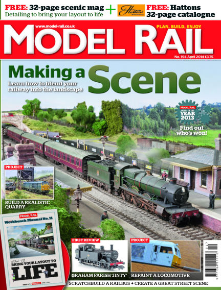 Model Rail March 13, 2014 00:00