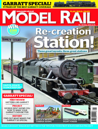 Model Rail May 2014