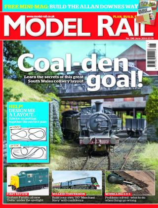 Model Rail June 2014