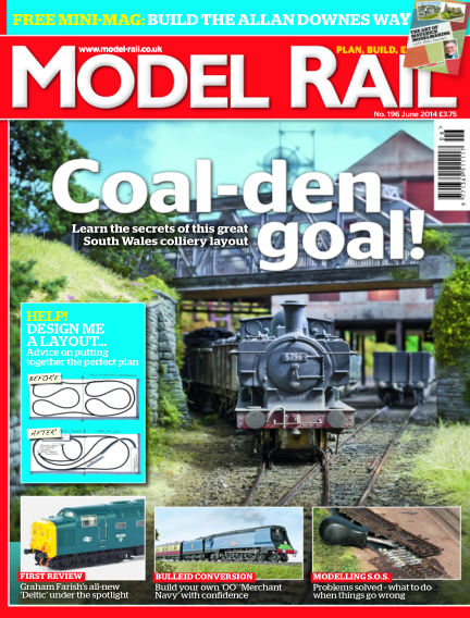 Model Rail May 08, 2014 00:00