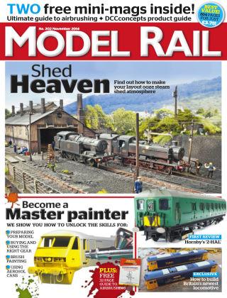 Model Rail November 2014