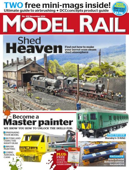 Model Rail October 23, 2014 00:00