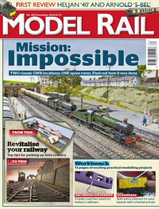 Model Rail December 2014