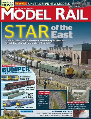 Model Rail January 2015