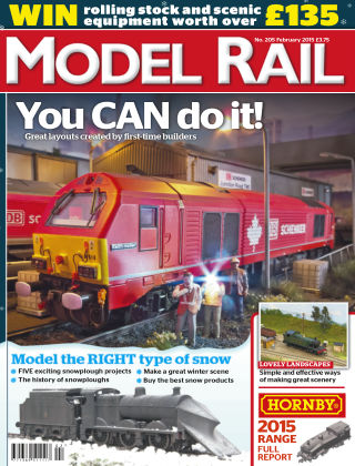 Model Rail February 2015