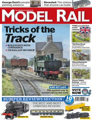 Model Rail March 2015