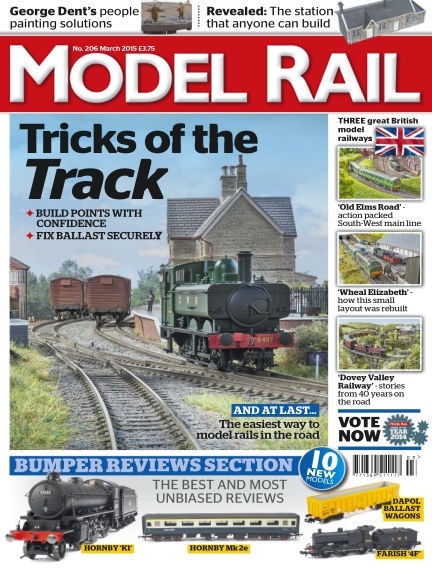 Model Rail February 12, 2015 00:00