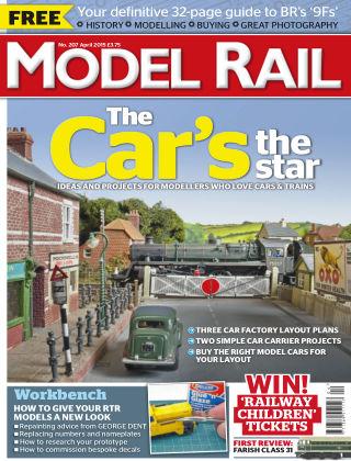 Model Rail April 2015