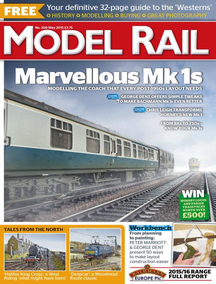 Model Rail April 09, 2015 00:00