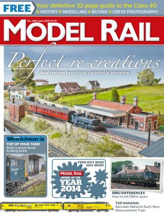 Model Rail June 2015