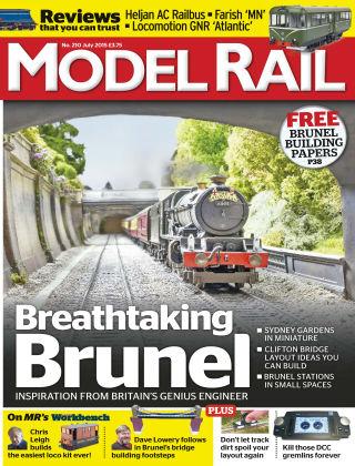 Model Rail July 2015