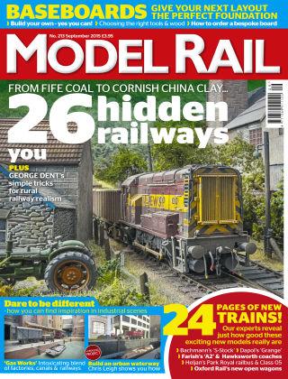 Model Rail September 2015
