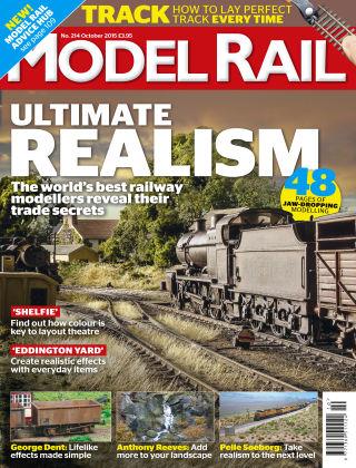 Model Rail October 2015