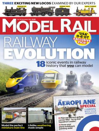 Model Rail November 2015