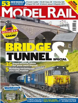 Model Rail January 2016
