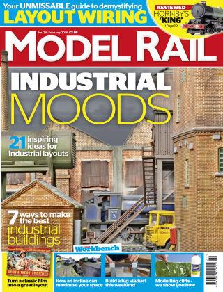 Model Rail February 2016