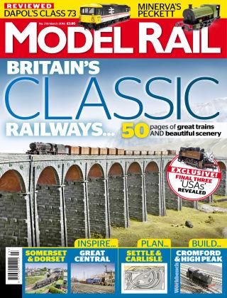 Model Rail March 2016
