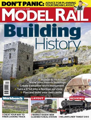 Model Rail April 2016