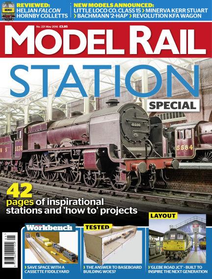 Model Rail April 07, 2016 00:00