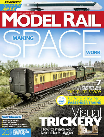 Model Rail May 05, 2016 00:00