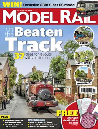 Model Rail July 2016