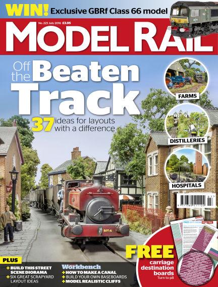 Model Rail June 02, 2016 00:00