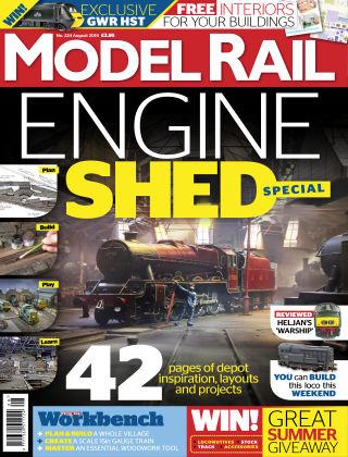 Model Rail August 2016
