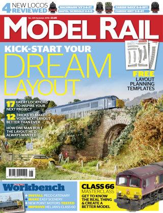 Model Rail Summer 2016