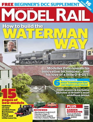 Model Rail September 2016