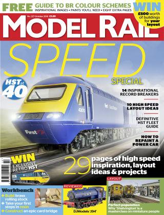 Model Rail October 2016
