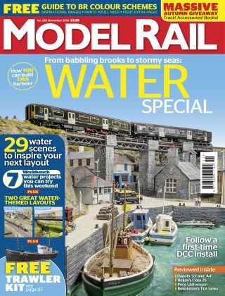 Model Rail November 2016