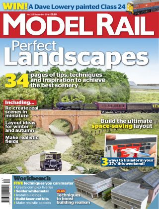Model Rail December 2016