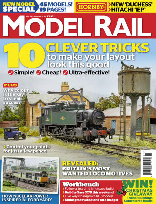 Model Rail January 2017