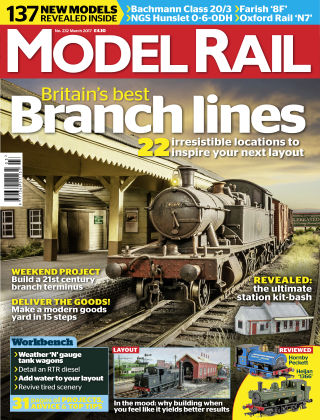 Model Rail March 2017