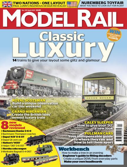 Model Rail March 09, 2017 00:00