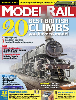 Model Rail May 2017