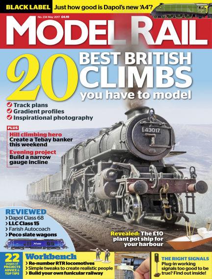 Model Rail April 06, 2017 00:00