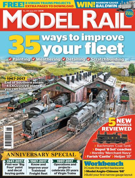 Model Rail May 08, 2017 00:00