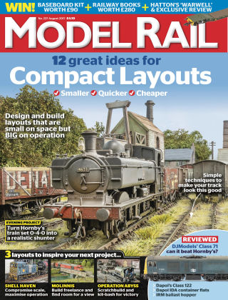 Model Rail Aug 2017