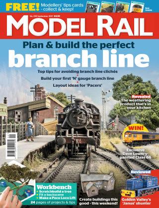 Model Rail Sep 2017