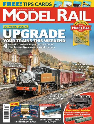 Model Rail Nov 2017