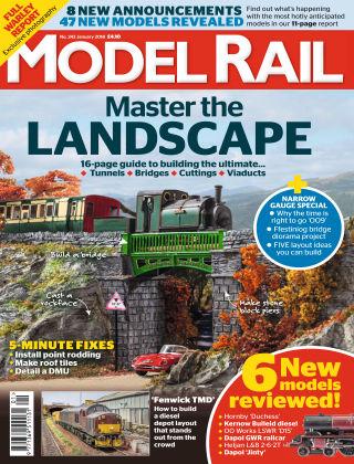 Model Rail Jan 2018