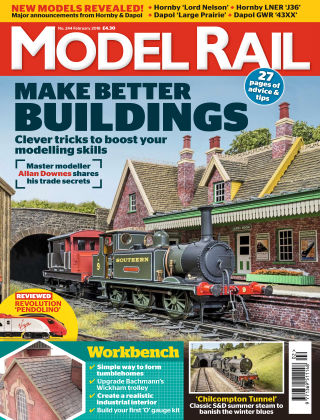 Model Rail Issue 244